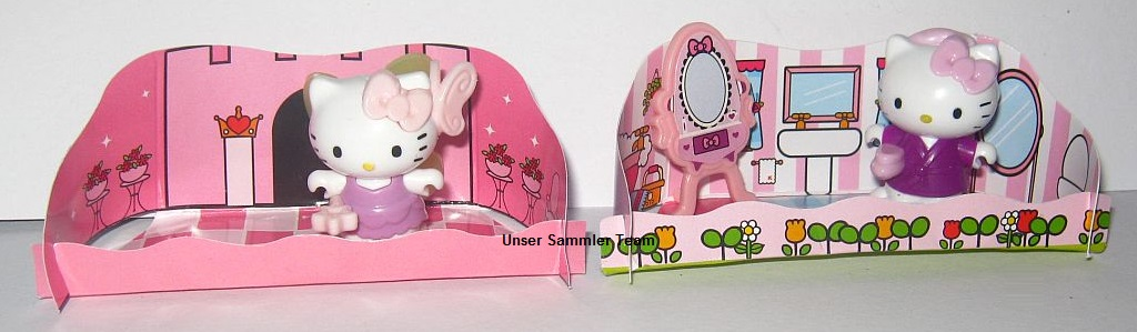 hello kitty figuren kinder überraschung maxi